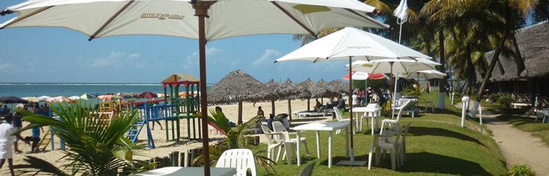 Hôtel Manda Beach Tamatave Foulpointe-Sur la plage