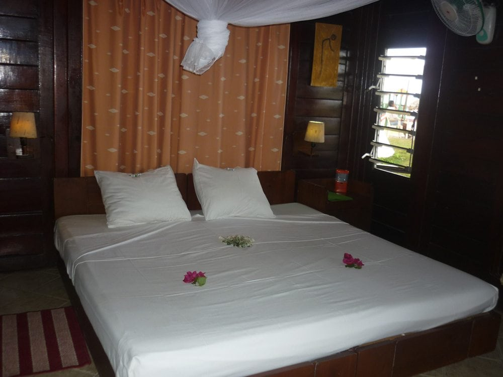 Chambres Manda Beach Hôtel Foulpointe