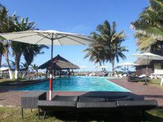 La piscine Manda Beach Hotel