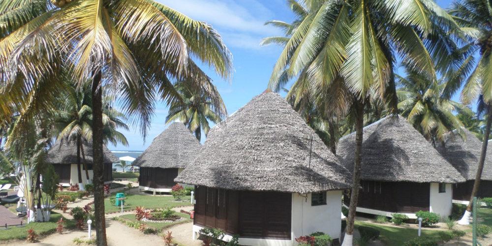 Situation et Accès Manda Beach