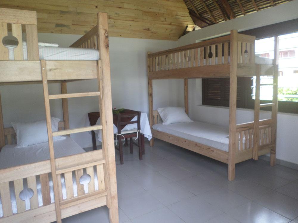 manda beach chambres