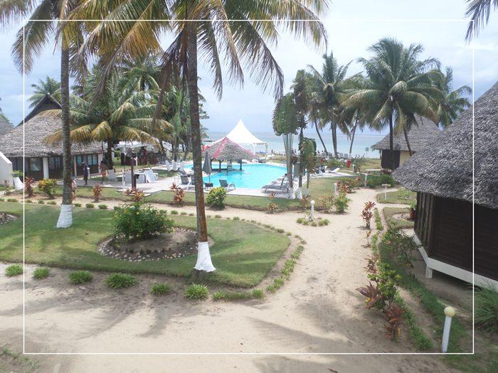 Manda beach hotel