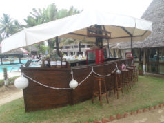 manda beach piscine