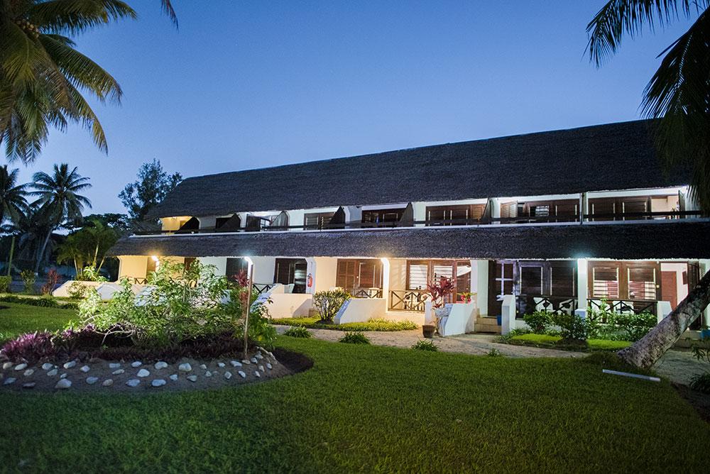 Chambres Manda Beach Hotel