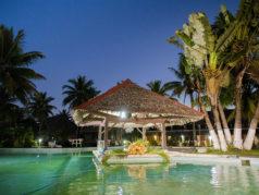 Piscine Manda Beach Hotel